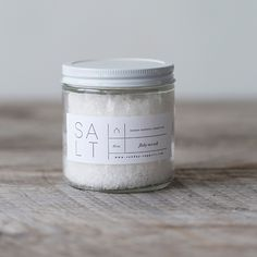 Hand harvested in Maldon, England, this flaky sea salt is the perfect finishing touch to practically any dish. It's crystalline shape not only makes for a visually beautiful dish, but allows the salt to dissolve more easily and deliver more of it's naturally crisp flavor.Just a touch is needed, but what a difference it makes. From salads to soup to good bread with good butter, a pinch of this salt brings an entire meal together.Gift | The avid cook and take-out connoisseur w...
