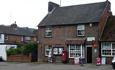 Midsomer Murders Locations - Aldbury, Hertfordshire Seen as Binwell village stores in 'Murder of Innocence'