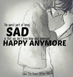 sadness, anime quote, and life image Can the truth hurt that bad? Angst Quotes, Life Image, Anime Triste, Sad Anime Quotes, Dark Quotes, Emotion, Depression Quotes, Anime Depression, Les Sentiments