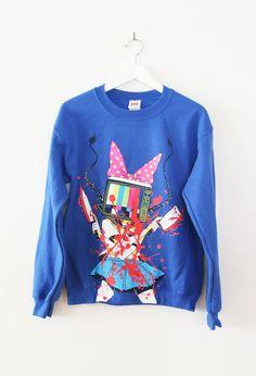 TVGIRL Sweater – OMOCAT  i really freaking like this, alright.