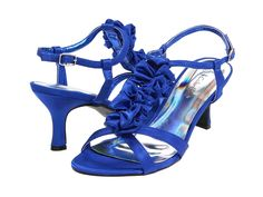 cobalt blue shoes