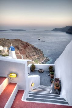 Santorini, the other