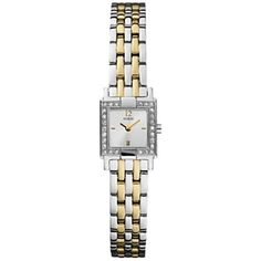 Guess Women's U10078L1 Stainless-Steel Quartz Watch with Silver Dial * Details can be found by clicking on the image.