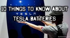 10 Things To Know About Tesla Batteries Survivopedia