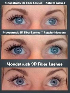 The appearance of incredible thickness and volume added to your existing lashes. Watch as your lashes transform into something you have only dreamed of! The 3D Fiber Lashes are water resistant but easily washes off with warm water and facial cleanser at the end of the day. Try it! It will quickly become your favorite makeup must-have!