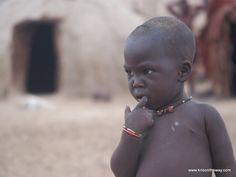 Niño Himba, Namibia