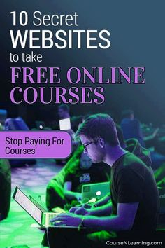Learn Coding Online, Learn Computer Coding, Learn Online, Secret Websites, Top Websites, Best Online Courses, Free Courses, Online Education Courses, Learn Hacking
