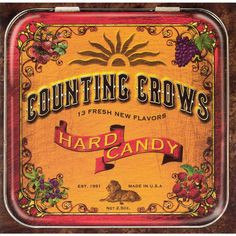 Counting Crows - Hard Candy (CD)
