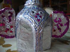 Milk jug elephant ~ Domestic Goddesque