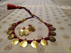 Coin Jewelry, Coin Necklace, Jewelery, Diy Pencil Case, Bridal Jewellery, Gold Coins, Indian Jewelry, Costume Jewelry, Jewelry Accessories