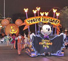 Why Mickey's Halloween Party is Disneyland's Best Deal of the Year: Mickey's Halloween Party at Disneyland California