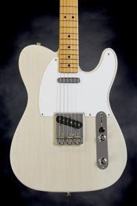 Fender Classic '50s Telecaster - White Blonde