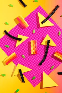 Stephanie Gonot / 80s Halloween Candy for NYLON #photography #still #life
