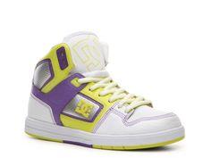 DC Destroyer High-Top Sneaker