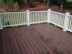 There Are So Many Different Options And Colors To Choose From With The Trex Transcends Line Including 6x6 Post Sleeves For Railing