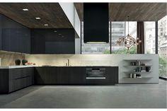 Phoenix Kitchen by CR&S Varenna for Poliform | Poliform Australia