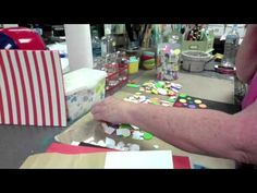 Gelli Fun Foam Stamps - YouTube. The answer to many requests as to how I make the full sheet fun foam stamps for my gelli plate.