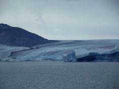 Glaciar Upsala - El Calafate - Photo by Luis Bocchio