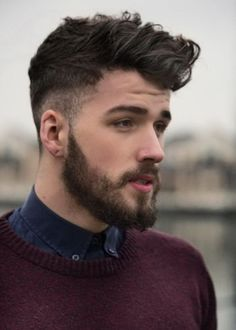 Image for Hairstyles For Men With Beards