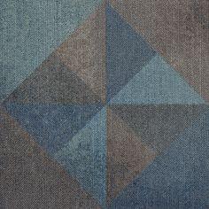 Clerkenwell - Ely Place in LUCID WRITINGS - A Geometric Modular Carpet tile by Milliken Europe Wall Carpet, Carpet Tiles, Rhombus Shape, Hallway Carpet Runners, Cheap Rugs, Carpet Colors, Rug Runner, Flooring, Flats