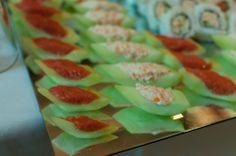 sushi, catering of paris, buffet tray