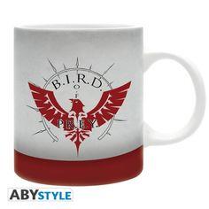STRAY DOG Mug Stray Dog BIRD emblem