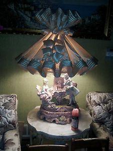capodimonte+lamps   Capodimonte Lamp Shade