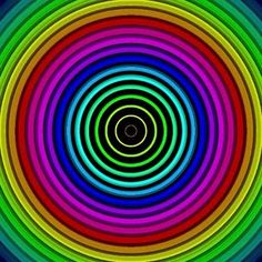 #circles #geometry #colors #trippy #psychedelic #dmt #3D #vfx #animation #spiral #art #MathArt