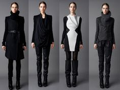Helmut Lang still maintains the brand's modern, minimalist roots but has become a more affordable label which is good news for shoppers! Helmut Lang, Made Clothing, Mode Inspiration, Fashion Inspiration, Gay Pride, Business Fashion, Dress Codes, Minimalist Fashion, Minimalist Style