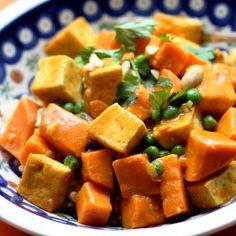 Sweet Potato Curry with Tofu | Top 20 Organic Budget Food Recipes