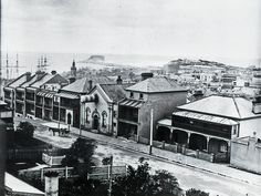 Newcomen Street, Newcastle, NSW, n.d. Cultural Collections, University of Newcastle, NSW, Australia