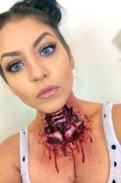 SFX Makeup by Alyssa DelTorre