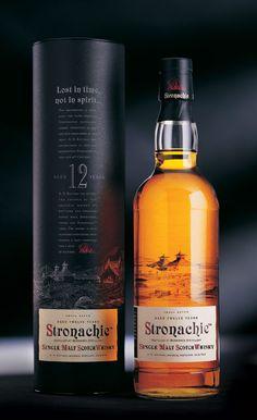stronachie 12 | Stronachie-12-Years-Old-Review | Sartorial Life Scotch Whiskey, Bourbon Whiskey, Whisky Festival, Alcohol Bottles, Drink Bottles, Single Malt Whisky, Wine And Spirits, Bottle Design, Distillery
