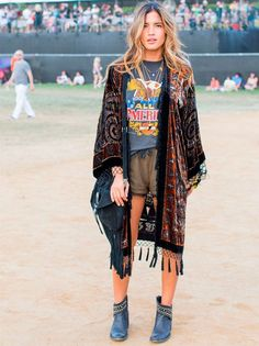 tshirt + kimono Mais: