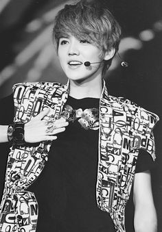 #EXO #Luhan