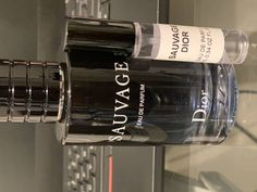Dior Sauvage eau de parfum . 34 oz 10ml Deluxe Travel Spray New Authentic Travel Size Perfume, Dior, Silk T Shirt, Big Bottle, Roll On Bottles, Flower Bomb, Travel Purse, Tree Print, Red And White Stripes