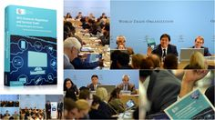 """On 7 May the WTO launches a new book entitled """"WTO Domestic Regulation and Services Trade: Putting Principles into Practice"""", co-published with Cambridge University Press. Cambridge University, World Trade, New Books, Acting, Public, Smoke"""