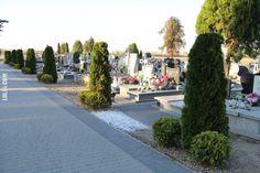 Tymczasem na cmentarzu w Woźniakowie #cmentarz #Woźniaków