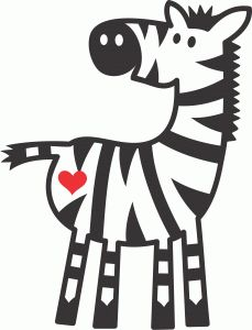 Silhouette Design Store - Daily Deals, Weekly Steals, & Last-Chance Designs Love Silhouette, Animal Silhouette, Silhouette Design, Silhouette Studio, Zebra Painting, Rock Painting, Zoo Phonics, Silhouette Cameo Projects, Colouring Pages