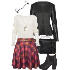 """""""Back To Cool"""" by shelikesfashion on Polyvore"""