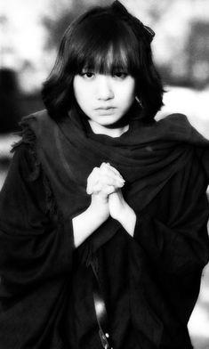 "garlands-jpn: "" 戸川純_1982 "" Shiina Ringo, Japanese Photography, Idol, Singer, Portrait, Lady, Pretty, Musicians, 90s Grunge"