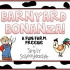A free 25-page farm unit that includes: - 3 farm primary writing pages - a farm mini-booklet with writing pages for cows, pigs, sheep, horses, roos...