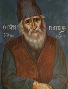 Elder Paisios The Athonite We Must Not Create Too Many Fronts People today do not live simply and for this reason they suffer fro. Byzantine Art, Byzantine Icons, Religious Icons, Religious Art, Greek Icons, Orthodox Christianity, World Religions, The Monks, Orthodox Icons