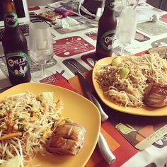 La croisée entre le Pai-thaï Foodette et nos clients, c'est une tuerie ! - Par @etoilemb