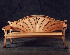 Bench by Joel Bright