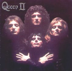 Caratula Frontal de Queen - Queen II