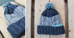 @dcshoes knitted touque! So cute!