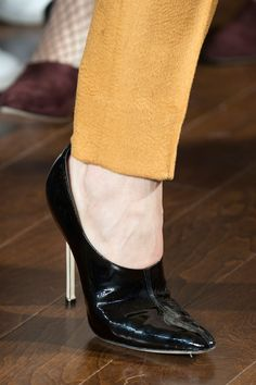 You're Going to Want to Zoom In on the Shoes of NYFW