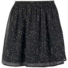 Even&Odd Mini skirt black/white ❤ liked on Polyvore featuring skirts, mini skirts, black and white mini skirt, mini skirt, black and white skirt, short mini skirts and short skirts