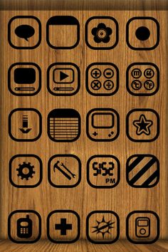 #wood iphone dashboard !  PIN REPIN LIKE